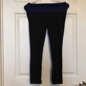 VSX knockout right XS black with navy band